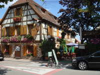 Bed & Breakfast Caveau Brunstein Wolff Christophe